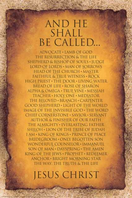 The Personifications of God. Love this! Is it appropriate for you to put in your business?