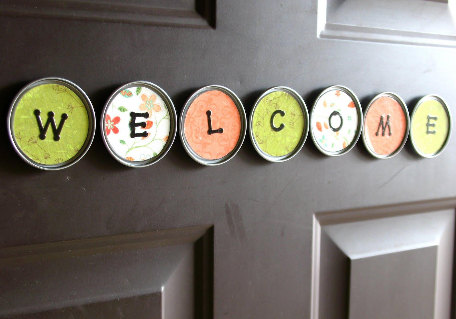 Creative Welcome Door Sign & Creative Welcome Door Sign | Love Life and Relationships ... Pezcame.Com
