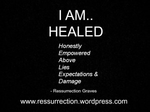 "Please ""Share"" this picture on your social networks. ""I Am Healed!"""