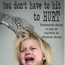 Children who are abused, become adults who are abused without proper healing and support.