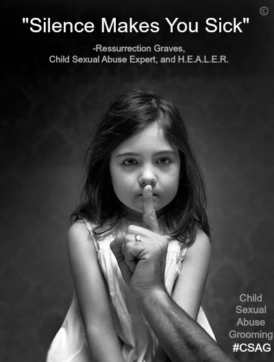 Make Child Sexual Abuse Grooming A Felony
