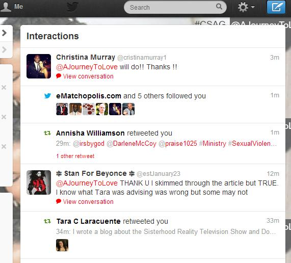 Christina Murry Retweet