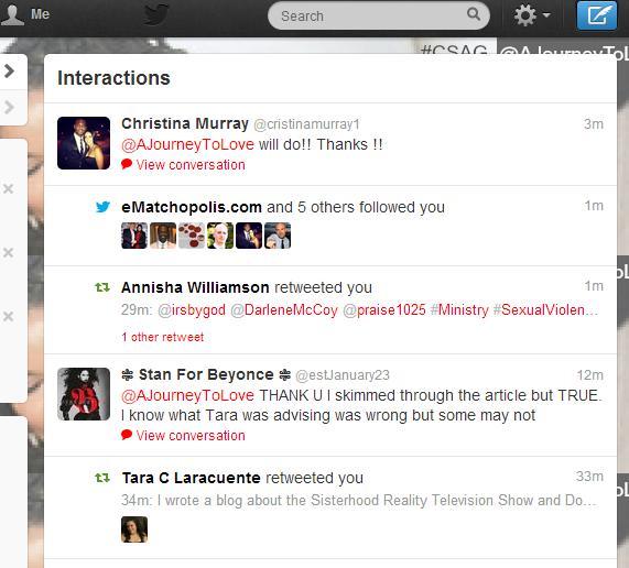 Christina Murry Retweet