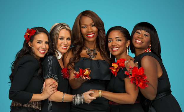 The Sisterhood Reality Show Cast: At Left, Christina Murray,