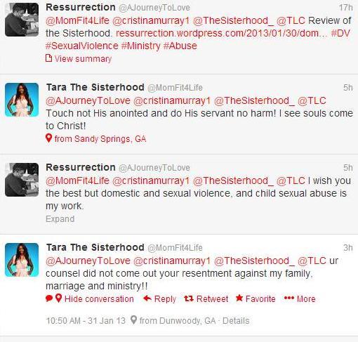 Tara tweet 1 done