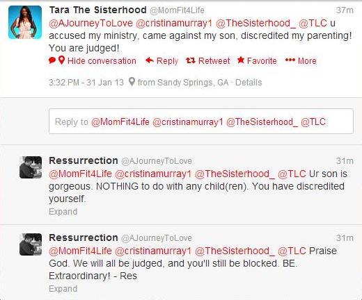 Tara tweet 10 Done