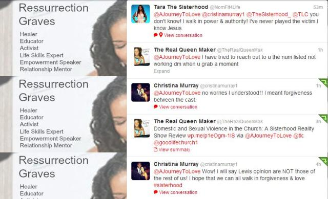 Tara tweet 11 Done
