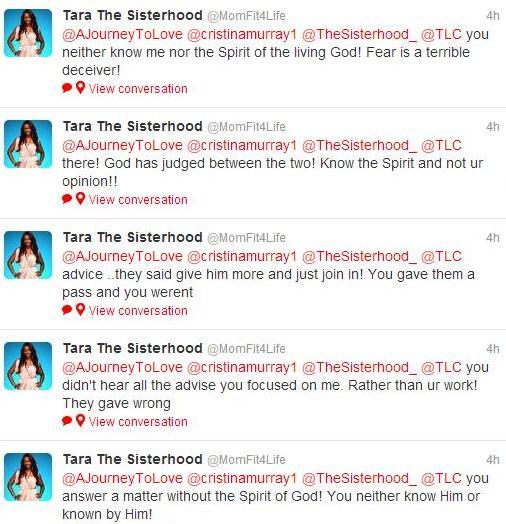 Tara tweet 4 Done