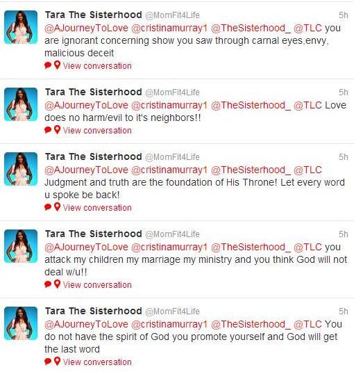 Tara tweet 5 Done