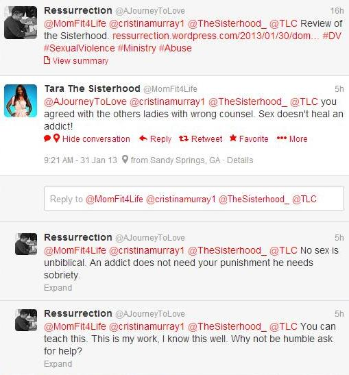 Tara tweet 7 Done