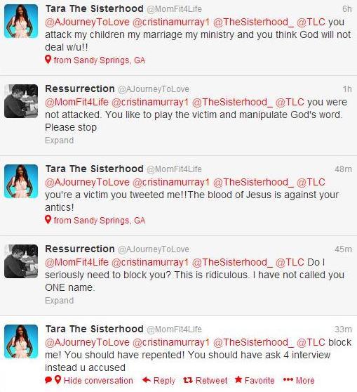 Tara tweet 8 Done